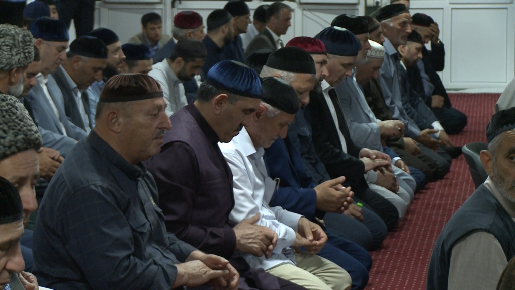 ИНГУШЕТИЯ. В Магасе на территории строящейся Соборной мечети прошёл благотворительный «Шатер Рамадана»