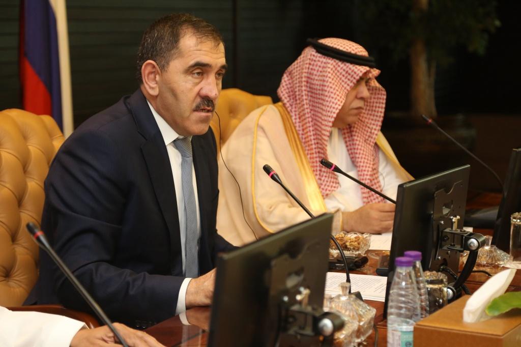 деловые знакомства в саудовской аравии
