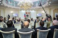 Послание Главы Республики Ингушетия Народному Собранию Республики Ингушетия на 2018 год