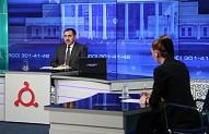 Анонс: 26 июня состоится прямой эфир программы «Диалог с народом» с участием Юнус-Бека Евкурова