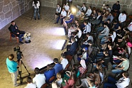 Анонс: Встреча Главы республики Ингушетия с молодежью